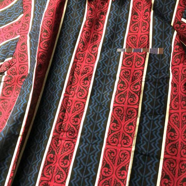 Motif Batik Fractal untuk BRI