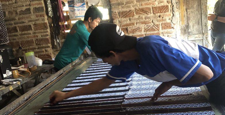 Pengrajin Batik Fractal