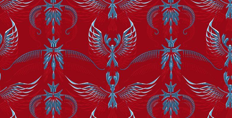Batik Fractal untuk Datsun