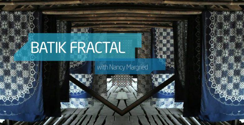 Batik Fractal oleh INTEL