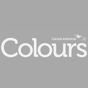 Batik Fractal - Colours Garuda Indonesia