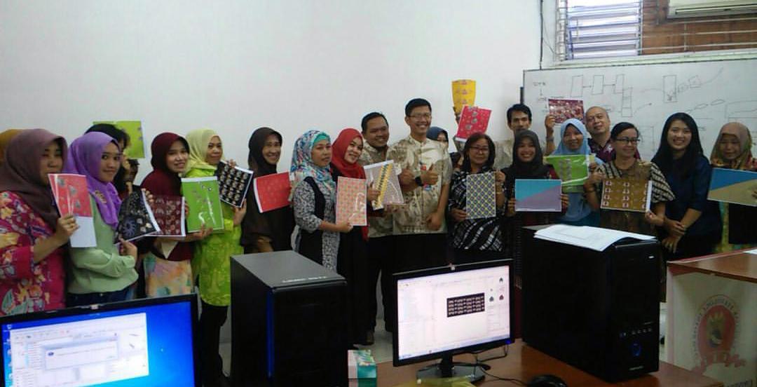 Pelatihan Mandiri jBatik di Semarang