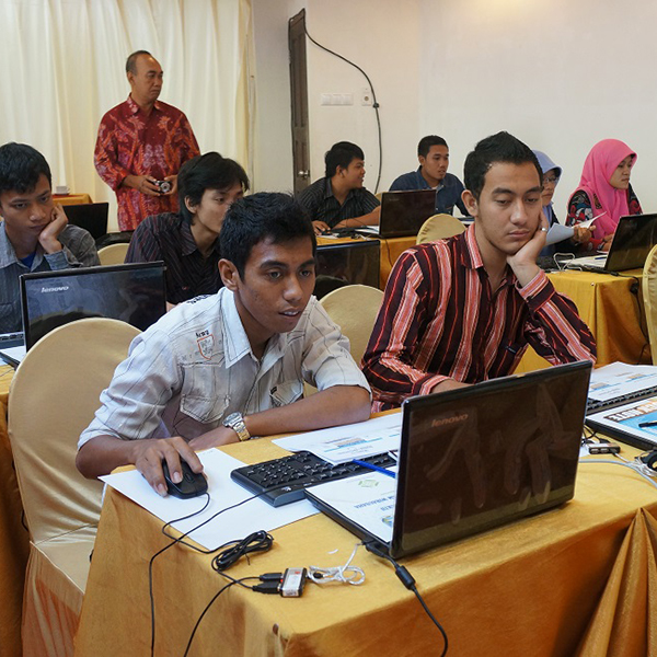 Workshop jBatik Pengrajin Sidoarjo