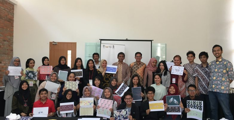 Workshop jBatik di Universitas Indonesia