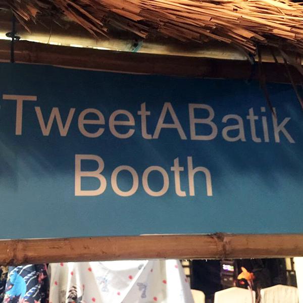 Batik Fractal untuk Twitter
