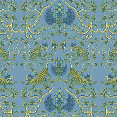 Thumbnail Motif Batik Fractal Alas-alasan Macan Toska