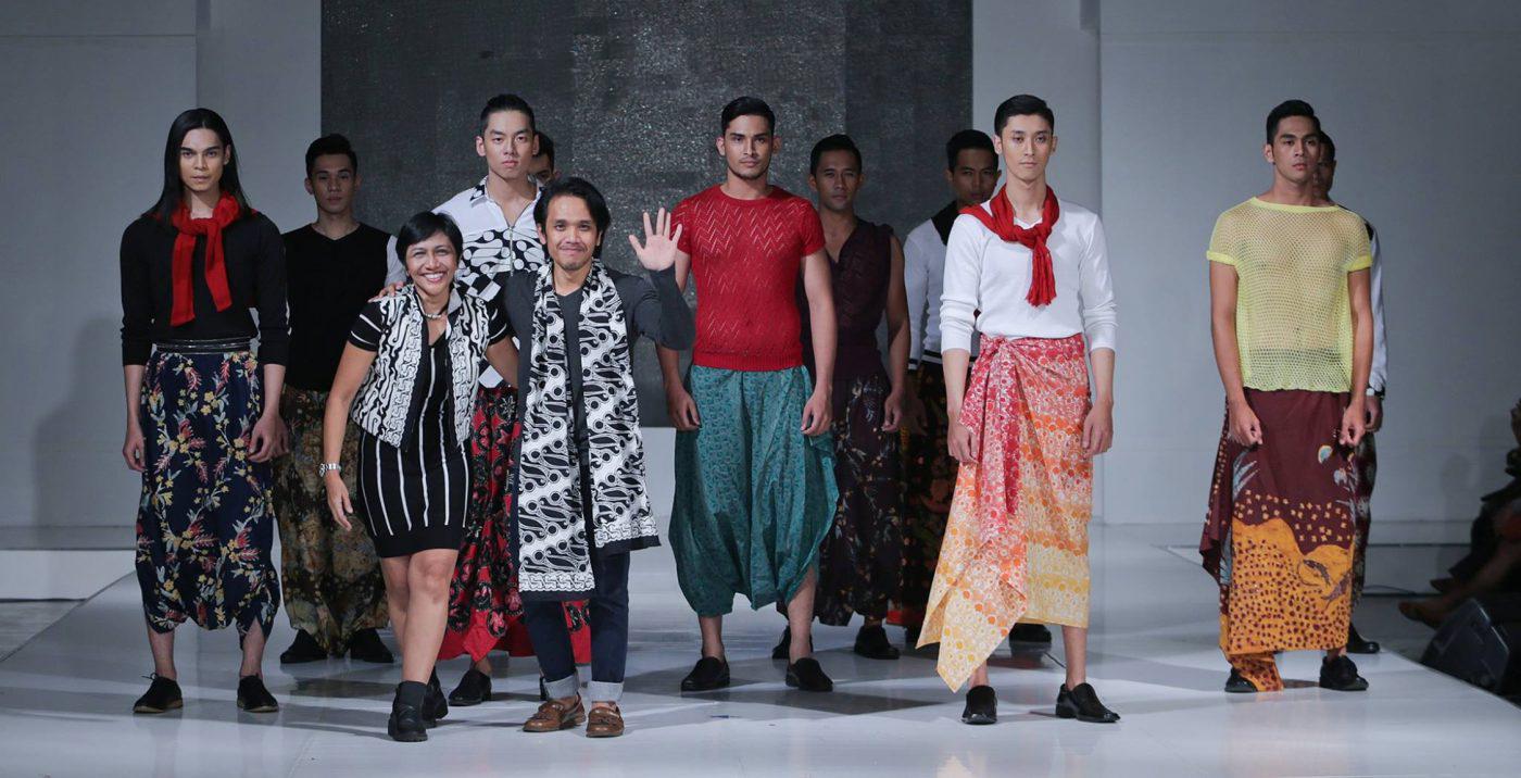 Batik Fractal Fashion Show