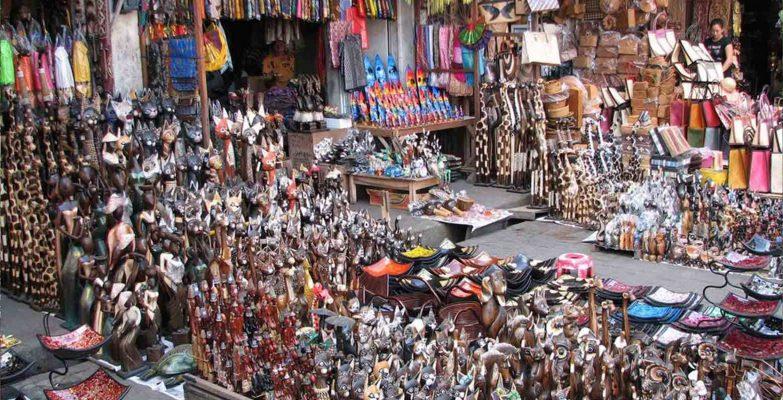 Pasar oleh-oleh Bali
