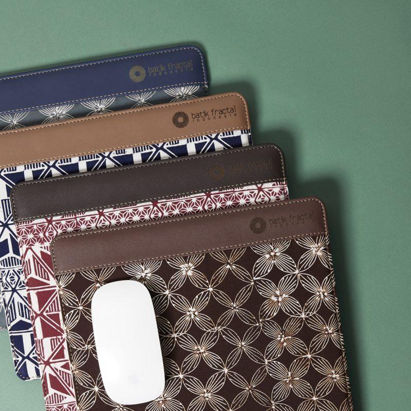 Mouse Pad Batik Fractal Merchandise 83