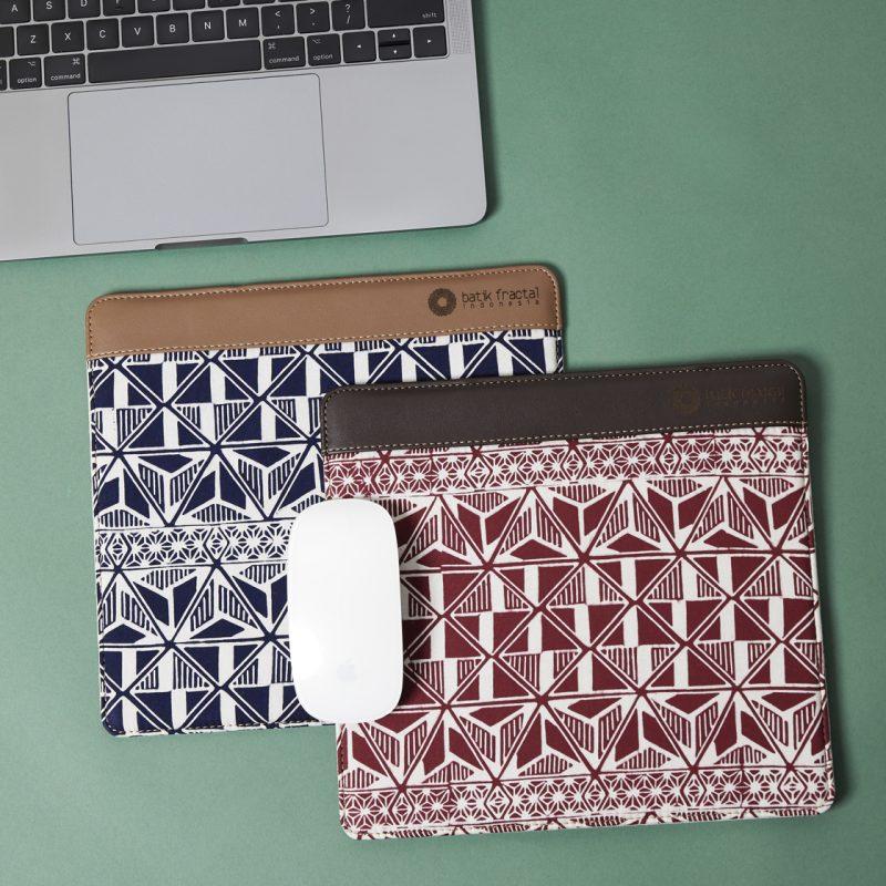 Mouse Pad Batik Fractal Merchandise 78