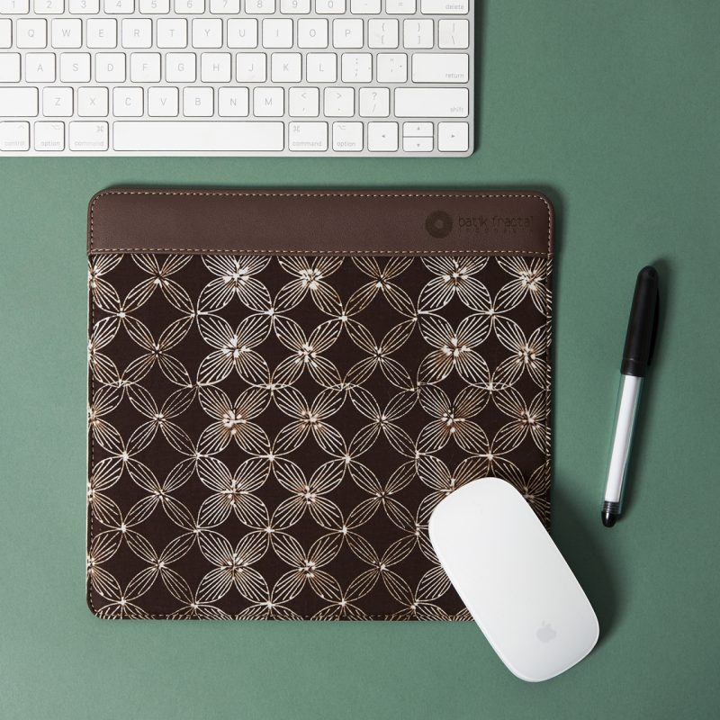 Mouse Pad Batik Fractal Merchandise 69