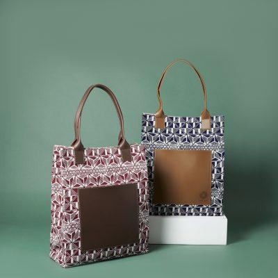 Tote Bag Batik Fractal Merchandise 78
